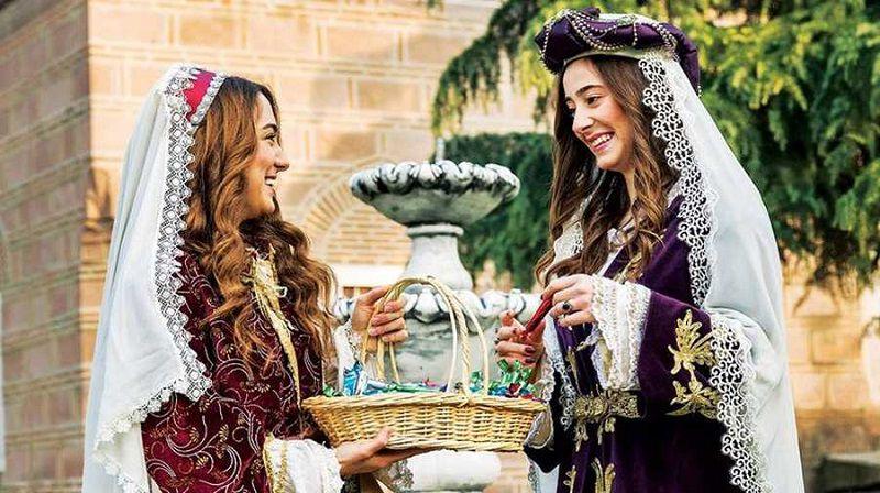 رسوم ازدواج ترکیه