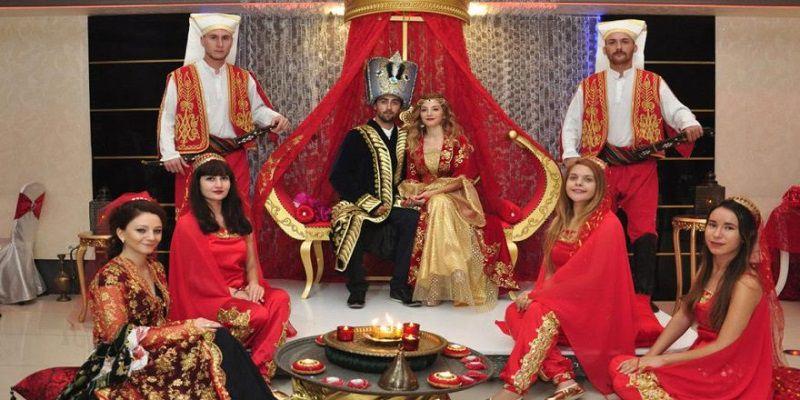 اداب رسوم ازدواج در ترکیه