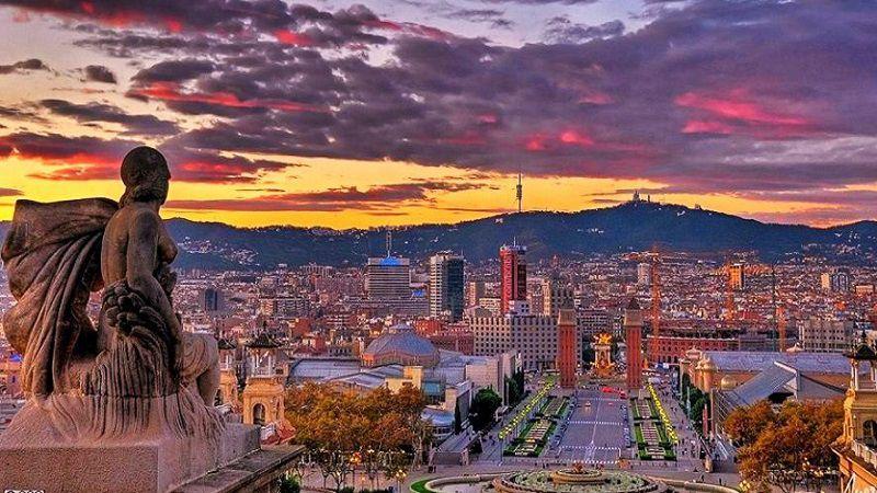 سفر به بارسلونا اسپانیا