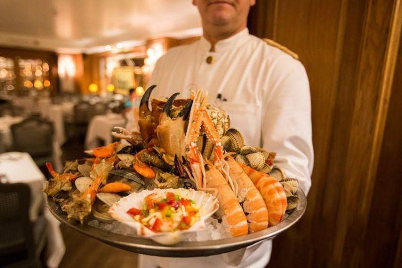 غذاهای دریایی مسافرت به بارسلونا