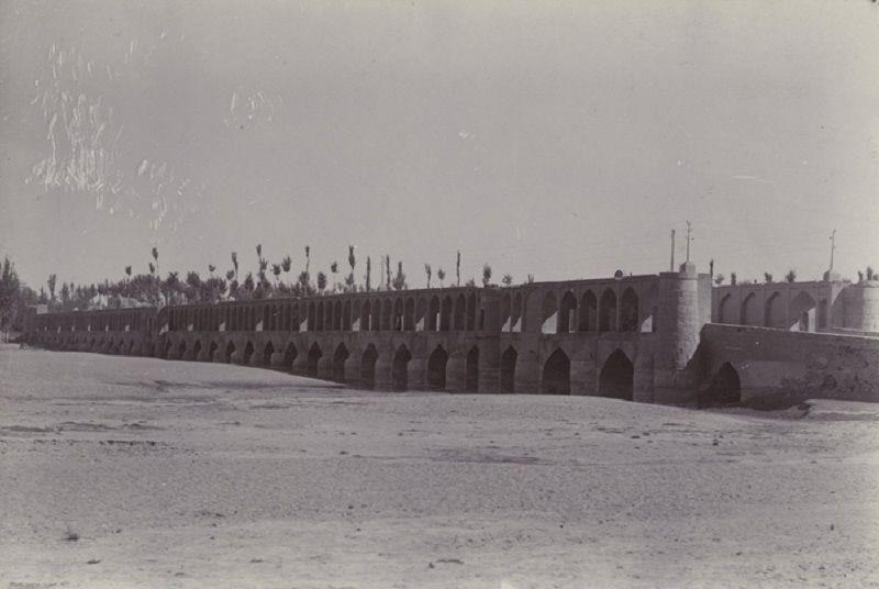 تاریخچه سی و سه پل اصفهان عکس