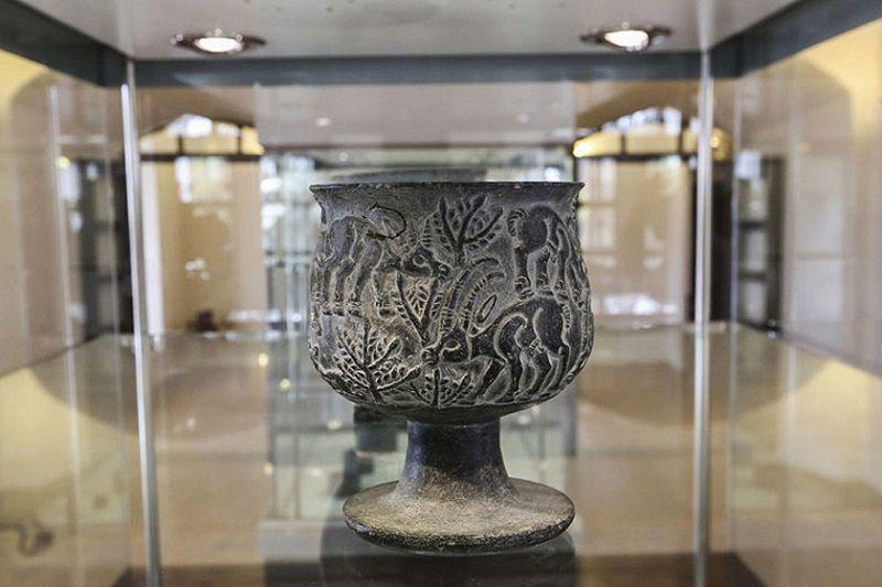 موزه جیرفت - تصاویر دیدنی جیرفت