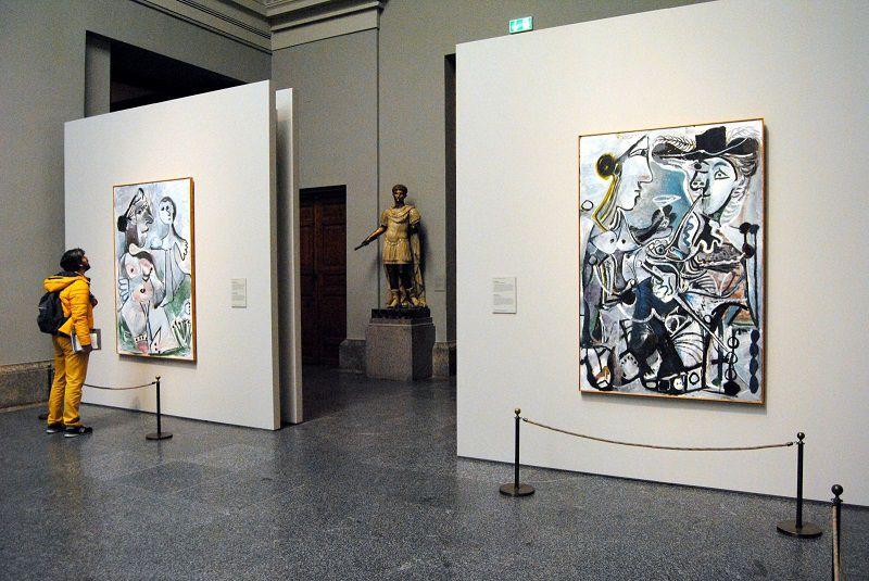 موزه پیکاسو هنگام مسافرت به بارسلون
