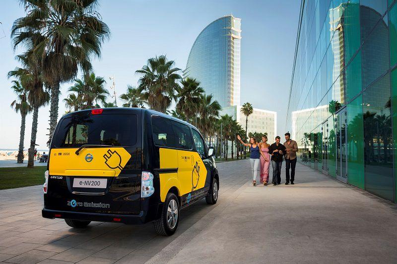 حمل و نقل در سفر به بارسلونا اسپانیا