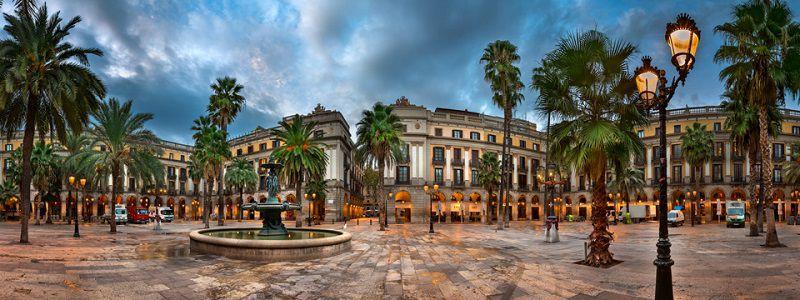 آب و هوای سفر به بارسلونا اسپانیا