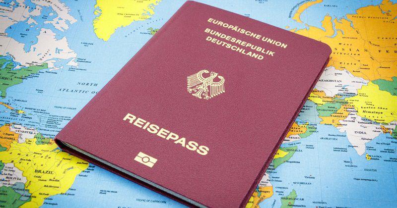 بی اعتبارترین پاسپورت های دنیا