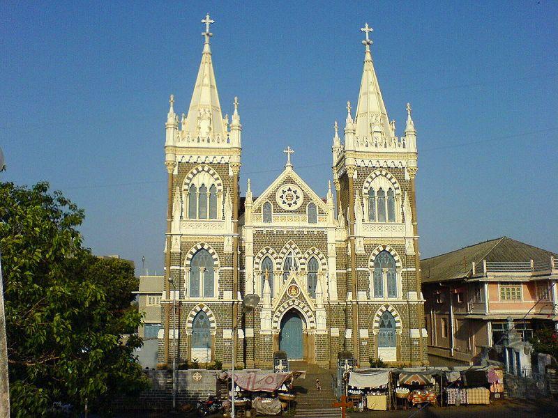 با بازدید از کلیسای Mount Mary خاطرات سفر به بمبئی هرگز فراموش نخواهند شد.