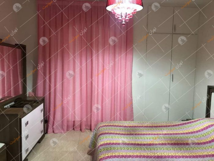 آپارتمان مبله شیک و تمیز در سعادت آباد
