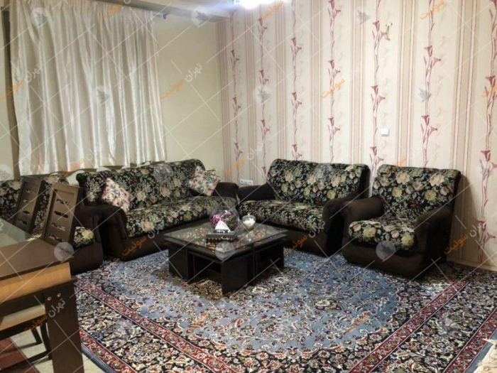 آپارتمان مبله ۶۵ متری در سعادت آباد