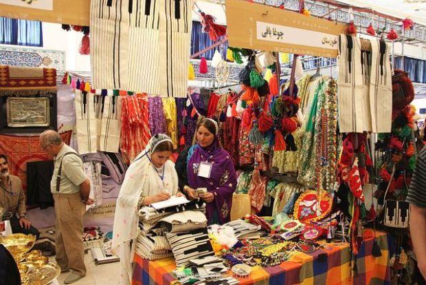 گشایش اولین نمایشگاه صنایع دستی ایران در صربستان