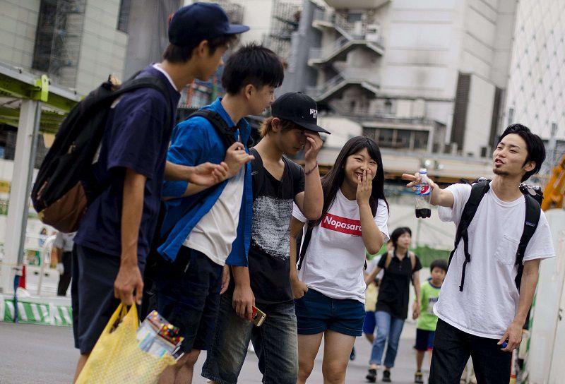 آشنایی با فرهنگ مردم ژاپن