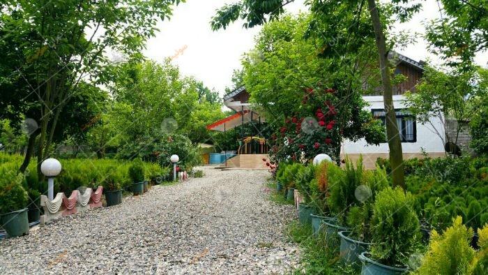 خونه باغ گلها