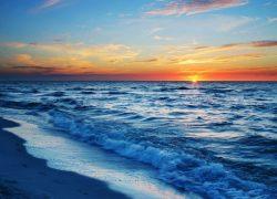 دریای خزر احتمالا به زودی به شوره زار تبدیل خواهد شد !!!
