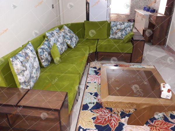 آپارتمان مبله تمیز دوخوابه در آزادی تهران