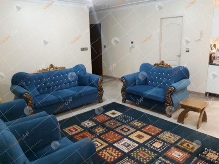 آپارتمان مبله دوخوابه در آزادی – تهران