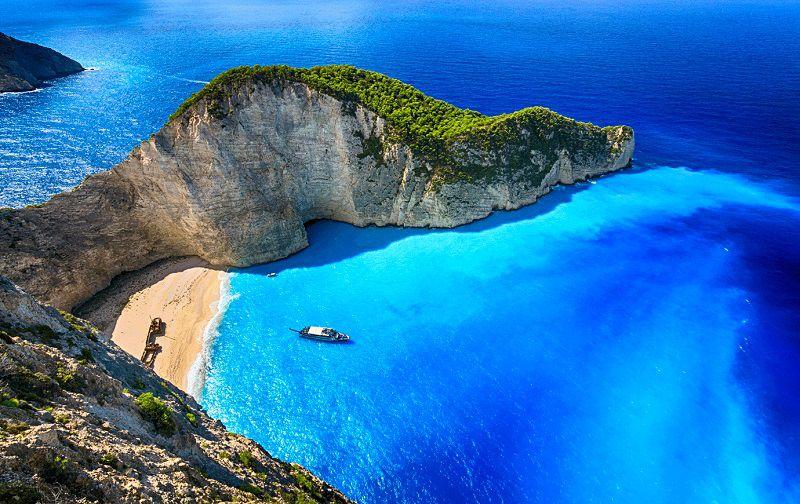 معرفی بهترین جزایر یونان