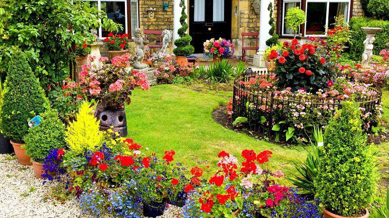 باغهای زیبای جهان