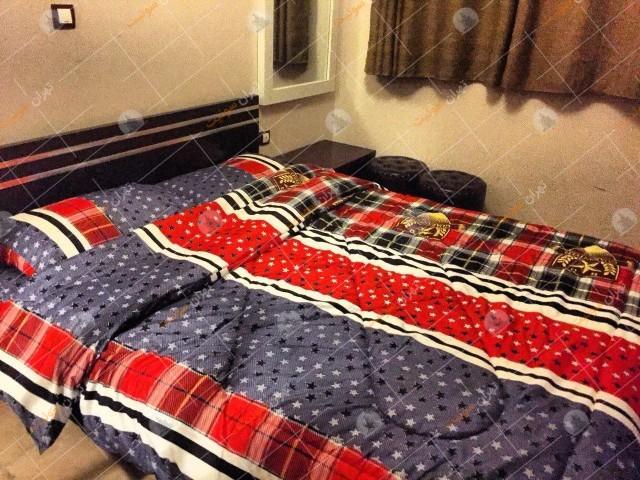 سه خوابه دوبلکس با استخر